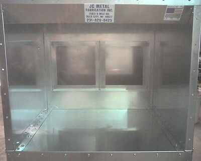 4Ft Table Top Spray Paint Booth
