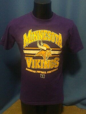 Official NFL Minnesota Vikings T Shirt size M Medium
