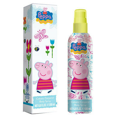 Profumo Bambina Peppa Pig Body Fresh 200Ml