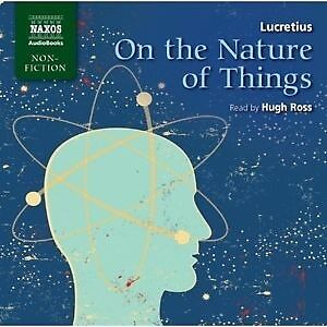 Hugh Ross-On The Nature Of Things-Cd (7) Naxos Audiobooks New