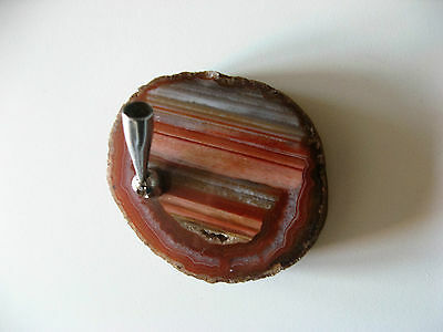 Mineral Based Pen Holder Paperweight