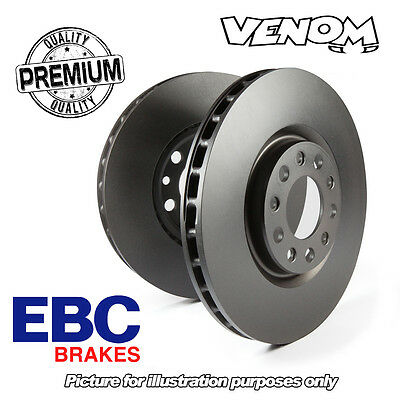 EBC OE Front Brake Discs for Hyundai Genesis Coupe 3.8 (08-12) 320mm