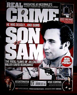 Real Crime Magazine Issue 16 (new) 2016