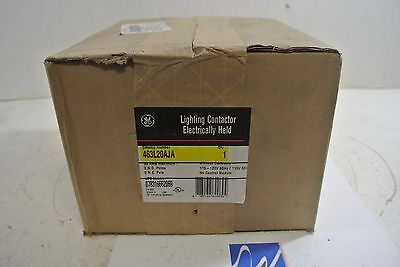 General Electric 463L20AJA Electrically Held Lighting Contactor 30 Amp 2 NO 0 NC