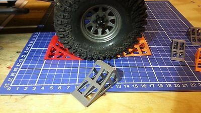 RC Crawler Garage Accessories axial scx10 rc4wd tf2 1:10 Scale Model Gas Cans