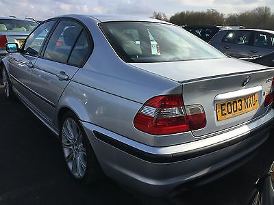 2003 Bmw 325I Sport Auto Leather, Climate, 5 Services, Cruise, A Clean Car