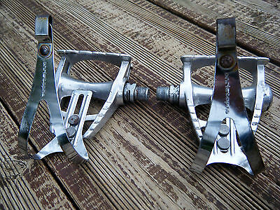 pedales maillard cxc  pedals  vintage  bike english  threading pas anglais
