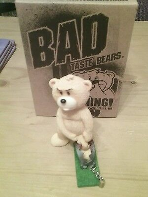 BAD T BEARS  VON TRAPp BOXED NEW UK  POSTAGE