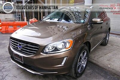2015 Volvo XC60 T6 Premier Plus AWD Certified CPO Warranty 4/30/21-100k Heated Blind Spot Information System Park Assist Sunroof