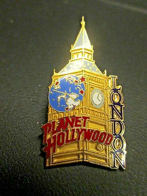 Planet Hollywood Pin from London