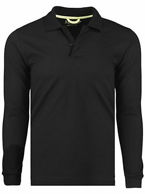 Marquis Men's Long Sleeve Polo Jersey