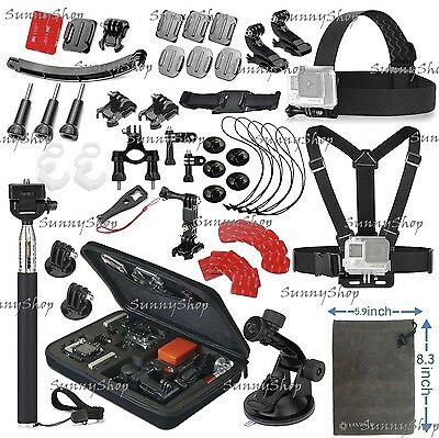 24-in-1 Outdoor Sport Camera Accessory Kit for GoPro Hero 5 Session 5/4/3/2/1