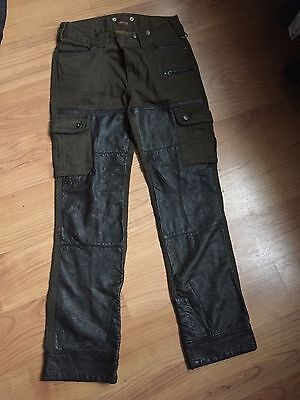 Harkila Leather Fronted  Trousers ~ excellent condition