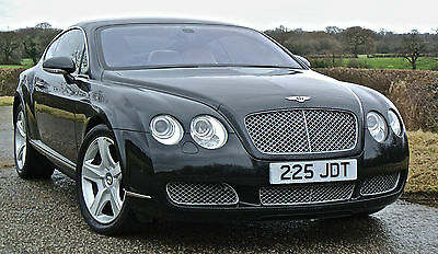 2006 BENTLEY CONTINENTAL GT Coupe         2 Owners                            PX