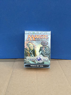 Magic Mirrodin Wicked Big Deck 2003, Nueva