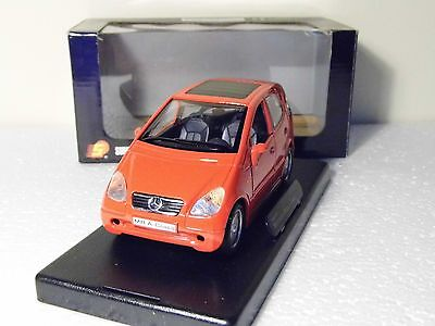 SUNNYSIDE - MERCEDES-BENZ `A `CLASS in Red- 1:24 / G Scale - NEW - BOXED