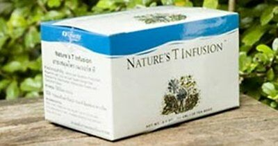 2xNature's T Infusion UNICITY colon cleanse tea! Slim your waistline now!! (AUS)