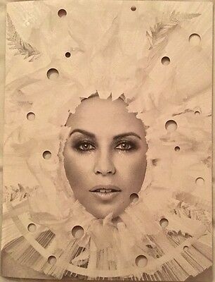 Kylie Minogue Royal Albert Hall Programme 2016.Sold Out On Line.