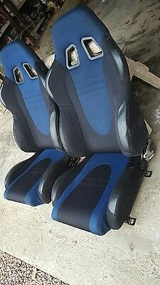 recliner car sport seats