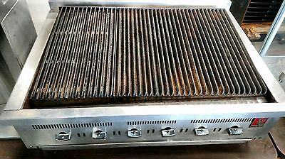 36in Radiant Table Top CHARBROILER GRILL by Wolf NSF Propane
