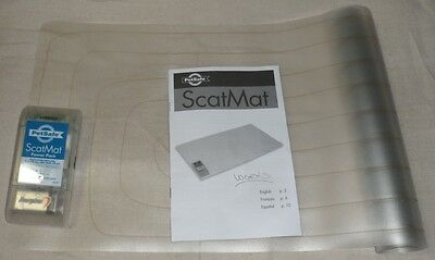 """PetSafe ScatMat Training Electronic Static Shock Pad Safe for Cats Dogs 12""""x 60"""""""