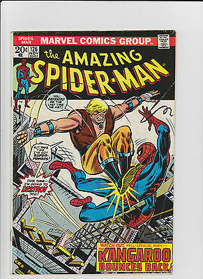 Amazing Spider Man  126   FN    1st mention of Harry Osbourne as Green Goblin