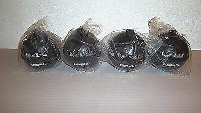 Captain Morgan Rum Cannonball Plastic Drinking Cups (New)  (Lot of 4)