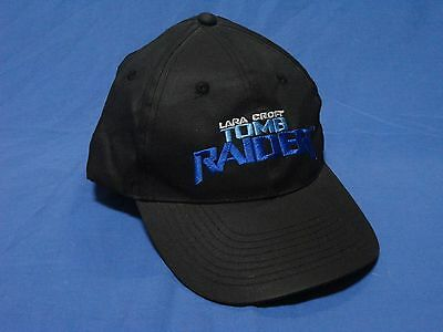 Lara Croft Tomb Raider Baseball Cap.