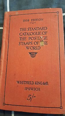 the standard catalogue of the postage stamps of the world 1938 edition