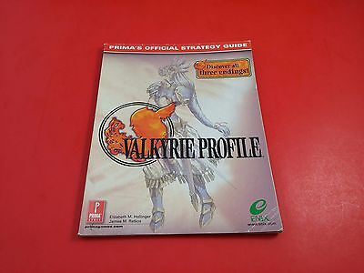 Valkyrie Profile - Prima's Games - Official Strategy Guide
