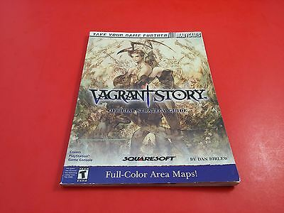 Vagrant Story - Brady Games - Official Strategy Guide