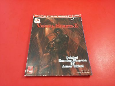 Vandal Hearts II 2 - Prima's Games - Official Strategy Guide