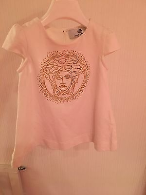 Baby Young Versace Dress/top 0-3months