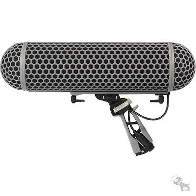 RODE  Blimp 2 Shotgun Microphone Wind Shield Shock Mount System NTG1 NTG2 NTG3