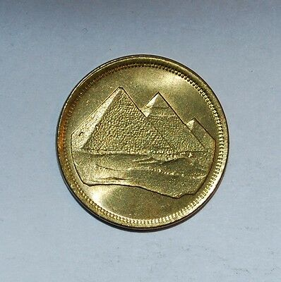 Egypt 10 piastre 1984--buy $12 get free S&H+10% off over $12--201
