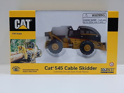 1:50 Cat 545 Cable Skidder Caterpillar 55072