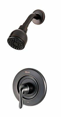 Pfister Universal 1-Handle Shower Only Trim for MOEN, Tuscan Bronze NEW R90-7MSY