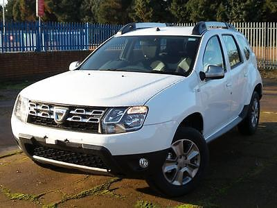 Dacia Duster 1.5 Dci 110Ps Laureate 5Dr - Delivery Mile