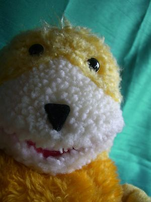 Levis 501s Mr Oizo Flat Eric Yellow Plush Soft Toy Doll 24""