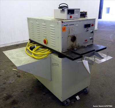Used- C.W. Brabender Plasti-Corder Mixing System consisting of: (1) Direct Curre