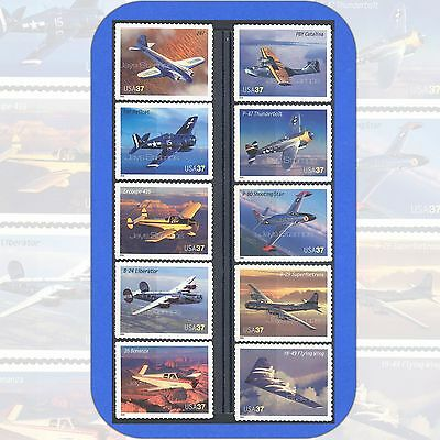 2005  ADVANCES in AVIATION  Complete Set of 10  MINT 37¢ Stamps  Cat # 3916-25