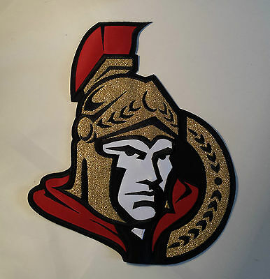 NHL Ottawa Senators front jersey PATCH patches embroidered patch crest