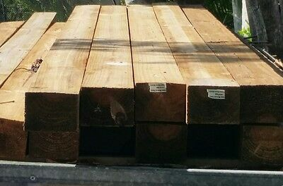 H4 treated timber posts