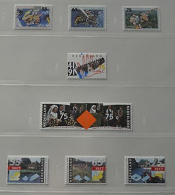 timbres nederland pays bas **
