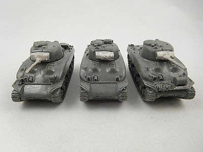 Flames of War [United States] Shermans x3