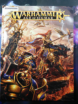 Warhammer [Age of Sigmar] Starter Set Book [Games Workshop]