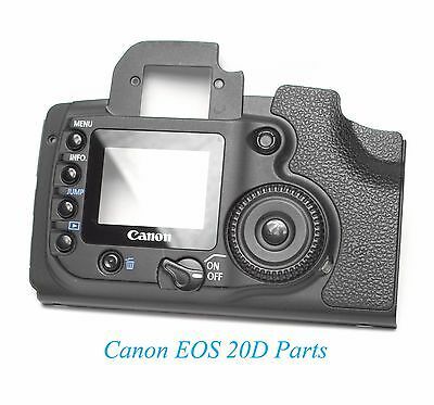 Genuine Canon EOS 20D Camera Back Body Cover - Replacement Parts