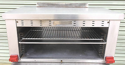 Cook On Salamander Gas Commercial Equipment Cafe Restaurant Cooking Kitchen