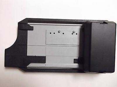 Credit Card Imprinter Addressograph Bartizan Barely Used Ready For Your Plate