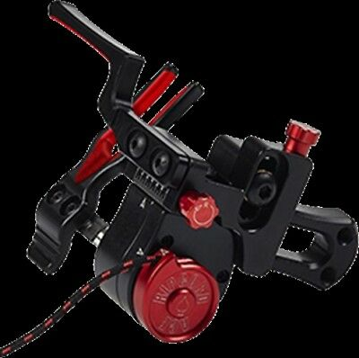 Ripcord Ace Micro Rest Red Left Hand